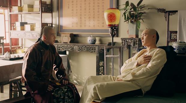 Biến chuyển tình cảm Diên Hi Công Lược: Phó Hằng thổ lộ với Anh Lạc, hoàng thượng đi đánh ghen hoàng hậu và Thuần phi - Ảnh 12.