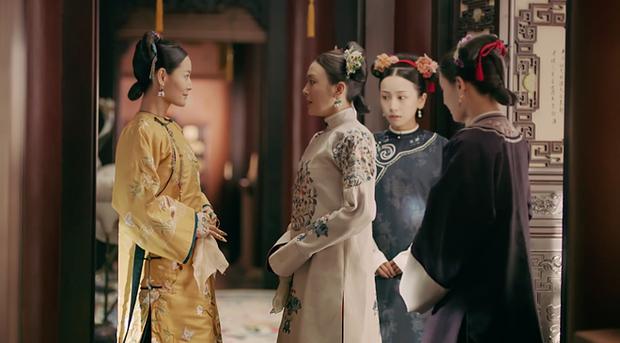 Biến chuyển tình cảm Diên Hi Công Lược: Phó Hằng thổ lộ với Anh Lạc, hoàng thượng đi đánh ghen hoàng hậu và Thuần phi - Ảnh 14.