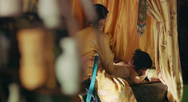 Biến chuyển tình cảm Diên Hi Công Lược: Phó Hằng thổ lộ với Anh Lạc, hoàng thượng đi đánh ghen hoàng hậu và Thuần phi - Ảnh 16.