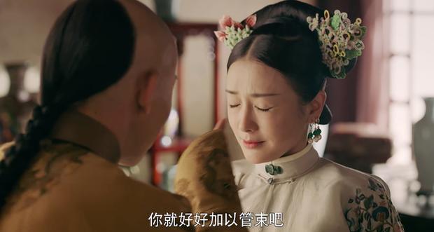 Biến chuyển tình cảm Diên Hi Công Lược: Phó Hằng thổ lộ với Anh Lạc, hoàng thượng đi đánh ghen hoàng hậu và Thuần phi - Ảnh 23.