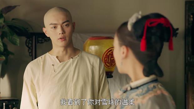 Biến chuyển tình cảm Diên Hi Công Lược: Phó Hằng thổ lộ với Anh Lạc, hoàng thượng đi đánh ghen hoàng hậu và Thuần phi - Ảnh 8.