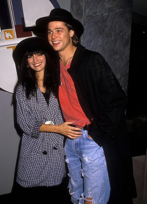 Brad Pitt: Người đàn ông yêu ai là cũng sẽ trông giống y như bạn gái của mình - Ảnh 21.