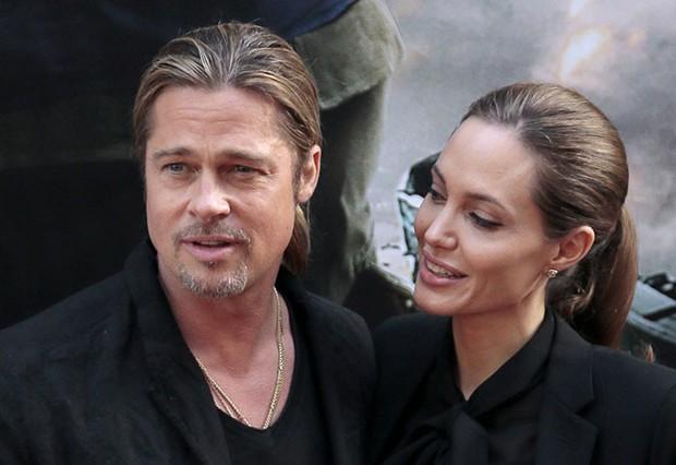 Brad Pitt: Người đàn ông yêu ai là cũng sẽ trông giống y như bạn gái của mình - Ảnh 6.