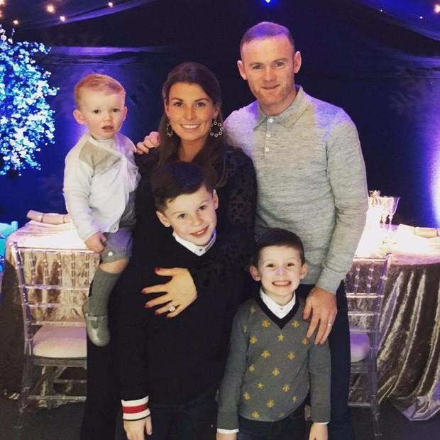 Sợ bị trộm, vợ chồng Rooney xây hầm kiên cố trong biệt thự 20 triệu bảng - Ảnh 2.