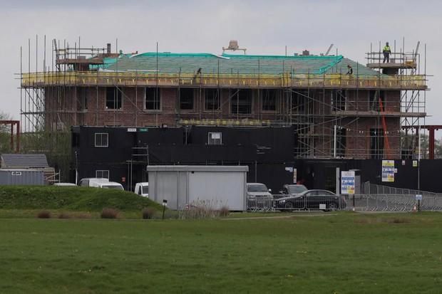 Sợ bị trộm, vợ chồng Rooney xây hầm kiên cố trong biệt thự 20 triệu bảng - Ảnh 1.
