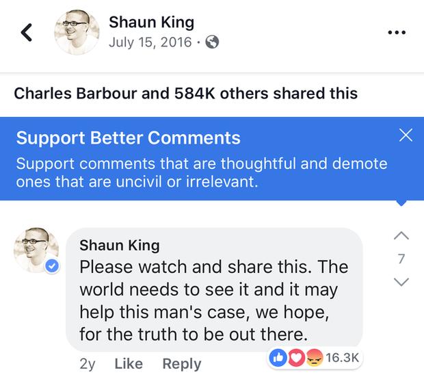 Facebook Mỹ tràn ngập nút upvote/downvote: Một cách dislike comment kiểu mới? - Ảnh 2.