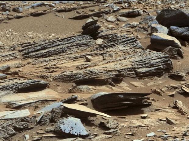 Cận cảnh bề mặt kỳ thú trên Sao Hỏa trong loạt ảnh mới nhất của NASA - Ảnh 15.