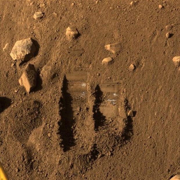 Cận cảnh bề mặt kỳ thú trên Sao Hỏa trong loạt ảnh mới nhất của NASA - Ảnh 16.
