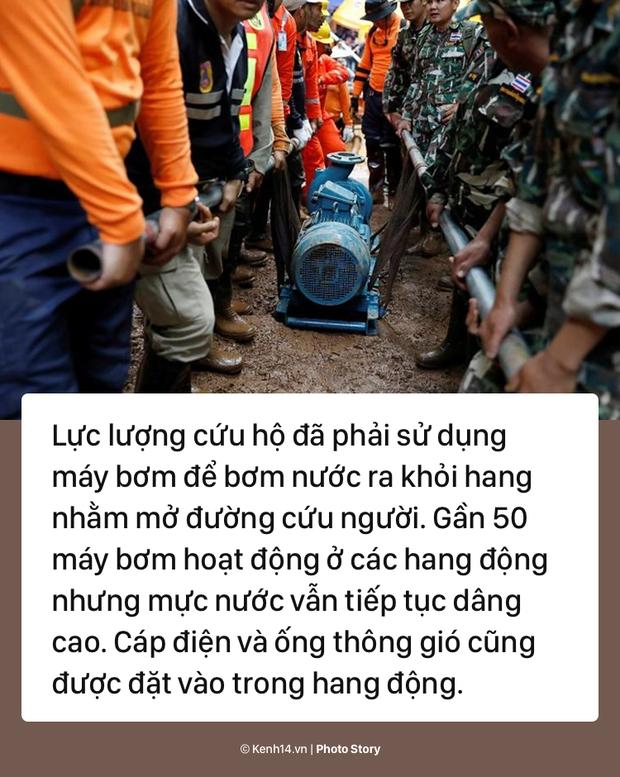 Những khó khăn chồng chất trong suốt nửa tháng giải cứu đội bóng Thái Lan - Ảnh 13.