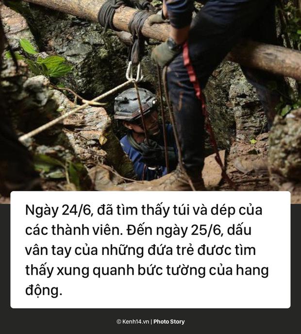 Những khó khăn chồng chất trong suốt nửa tháng giải cứu đội bóng Thái Lan - Ảnh 11.