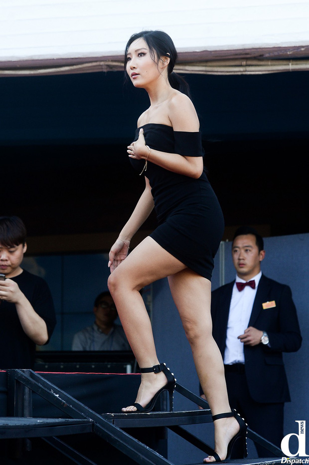 Đùi cột đình từng bị chê bai thậm tệ, nhưng một idol nữ Kpop sinh năm 1995 đã thay đổi hoàn toàn quan niệm này - Ảnh 3.