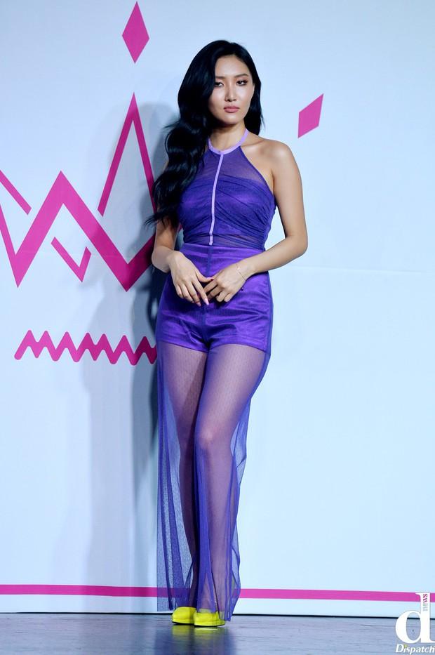 Đùi cột đình từng bị chê bai thậm tệ, nhưng một idol nữ Kpop sinh năm 1995 đã thay đổi hoàn toàn quan niệm này - Ảnh 4.
