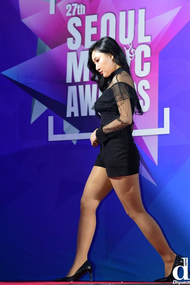 Đùi cột đình từng bị chê bai thậm tệ, nhưng một idol nữ Kpop sinh năm 1995 đã thay đổi hoàn toàn quan niệm này - Ảnh 6.