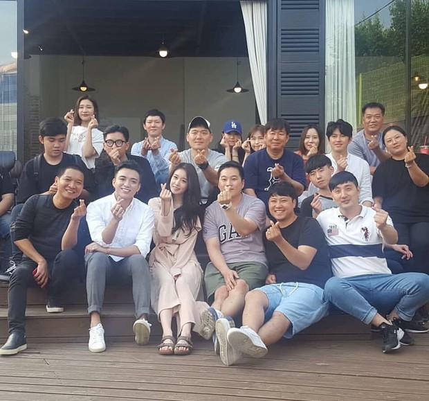 Chỉ mất 8 tiếng, MV kết hợp với Jiyeon là sản phẩm được quay hình nhanh nhất từ trước tới nay của Soobin Hoàng Sơn! - Ảnh 1.