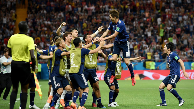Ngẩng cao đầu rời World Cup 2018, Nhật Bản khiến cả thế giới ngả mũ thán phục 1