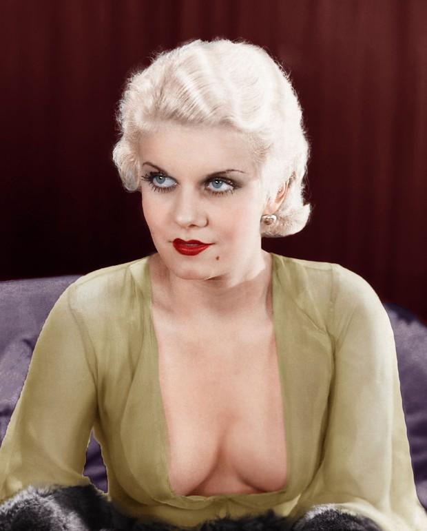 12 quả bom tóc vàng làm chao đảo màn ảnh Hollywood 80 năm về trước (Phần 1) - Ảnh 1.