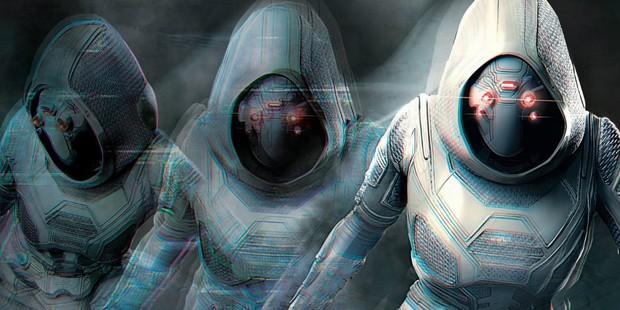 """Ghost – """"Bóng ma"""" một mình cân cả hai anh chị Ong Kiến trong Ant-Man and The Wasp - Ảnh 7."""