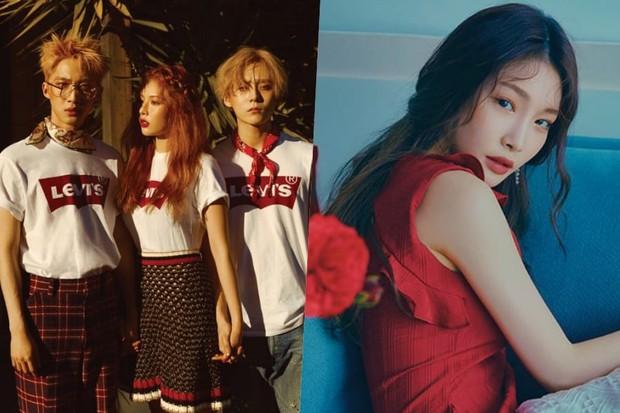 Kpop tháng 7: Idolgroup cũ, mới thi nhau tung MV chào hè - Ảnh 12.