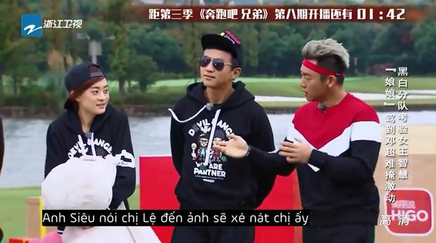 Từng muốn xé nát Tôn Lệ tại Running Man Trung Quốc nhưng đây mới là kết cục của Đặng Siêu! - Ảnh 2.
