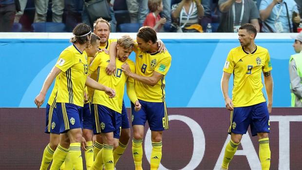 Thụy Điển thời hậu Ibrahimovic đã vào tứ kết World Cup 2018 - Ảnh 4.