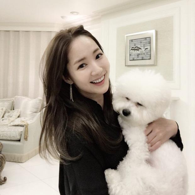 Dân tình náo loạn trước bằng chứng Park Min Young công khai ám chỉ việc hẹn hò với Park Seo Joon từ 3 năm trước? - Ảnh 3.
