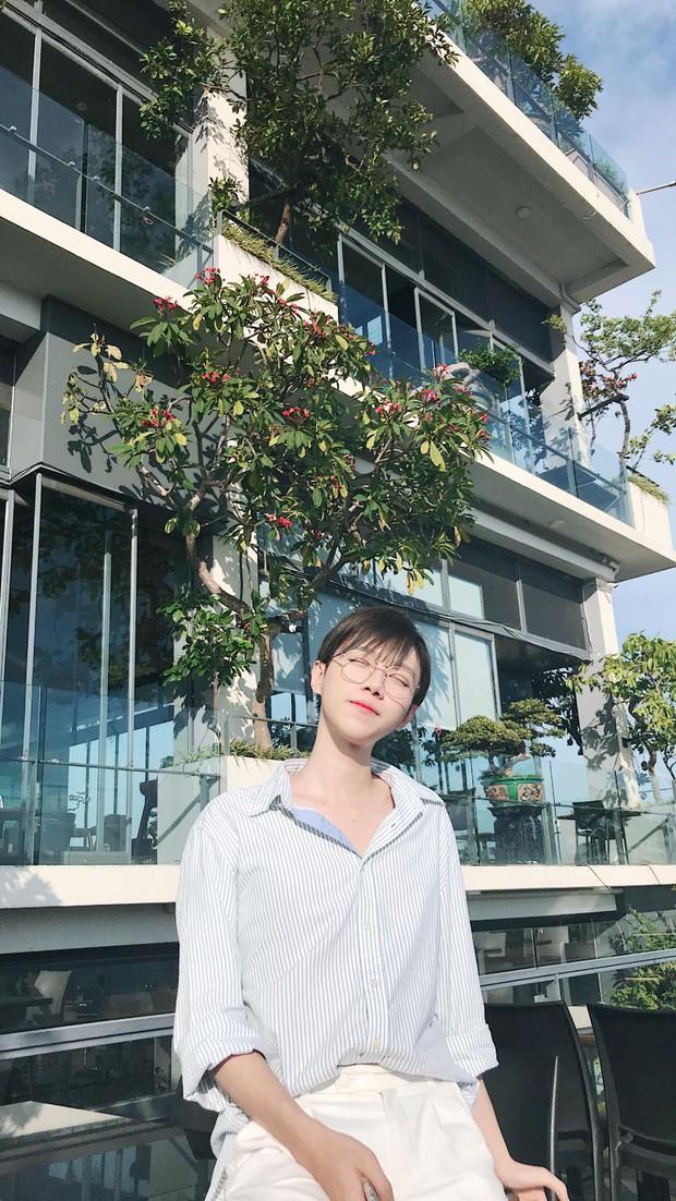 Cậu bạn Hà Nội sinh năm 1998 sở hữu phong cách Ulzzang được hâm mộ trên TikTok - Ảnh 5.