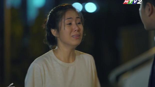 Gạo Nếp Gạo Tẻ: Thấy Công khóc lóc van xin li dị, Hương chấp nhận để chồng ra đi - Ảnh 7.