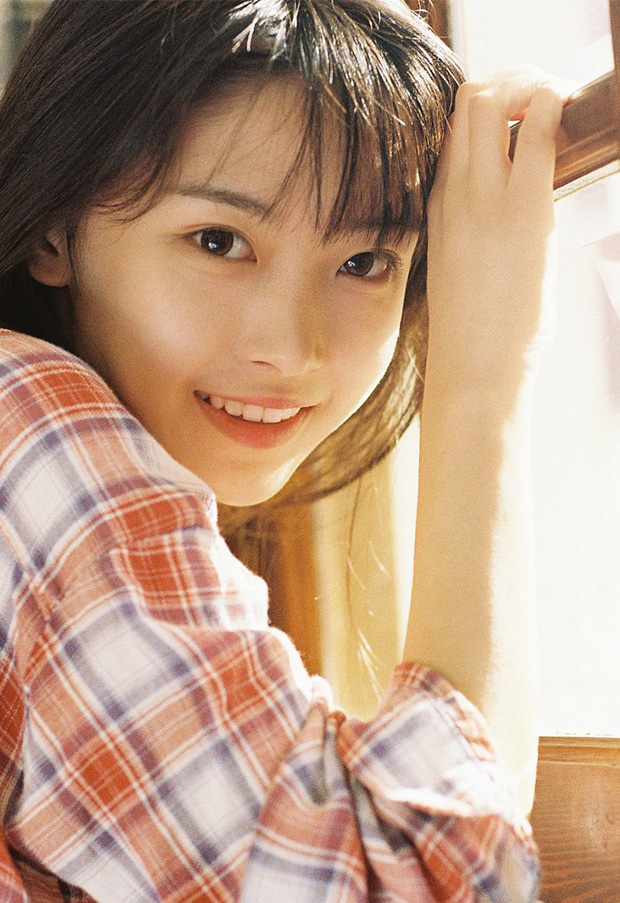 Cô bạn sở hữu nhan sắc tựa IU bản sao của xứ Trung hút nửa triệu follow - Ảnh 10.