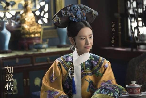 Tần Lam & Đổng Khiết - 2 Phú Sát hoàng hậu cùng tranh tài trong show vũ đạo mới - Ảnh 4.