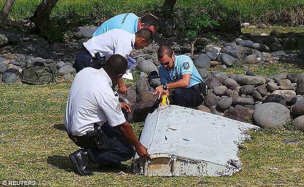 Chính quyền Malaysia công bố báo cáo quá trình tìm kiếm máy bay MH370 tới dư luận và gia đình các nạn nhân - Ảnh 1.