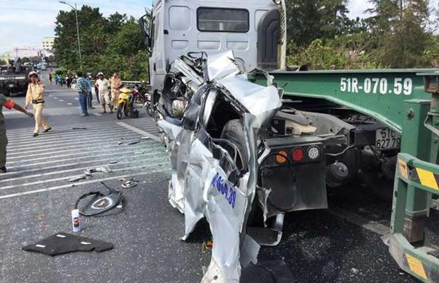 Khi ngày cưới thành thảm kịch gia đình: Nhìn lại những tai nạn giao thông tang thương trên đường đưa, đón dâu - Ảnh 3.