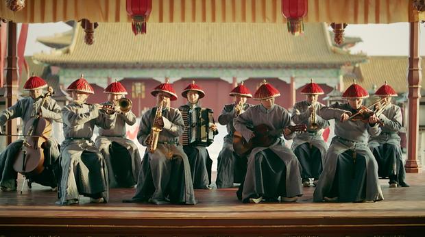Diên Hi Công Lược 20: Quý nhân bị bắt hát cả đêm đầu quân cho Cao quý phi, lên kế hoạch loại trừ Anh Lạc - Ảnh 10.