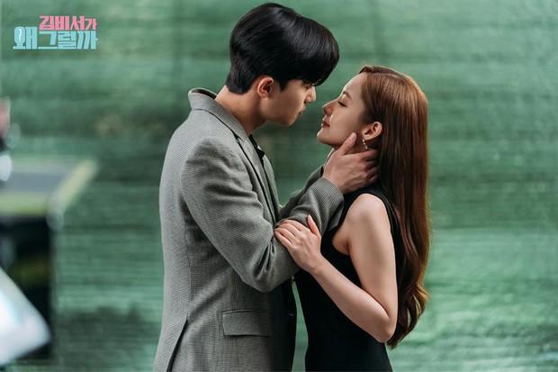 Bị đồn dùng quyền lực để có được Park Min Young, Park Seo Joon đáp trả gắt bất ngờ - Ảnh 1.