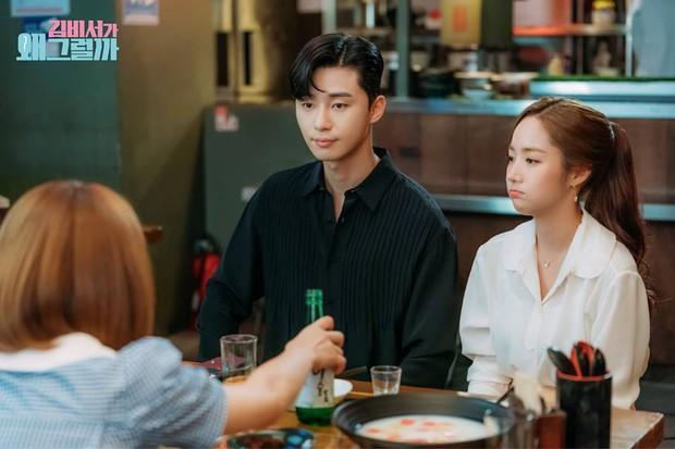 Bị đồn dùng quyền lực để có được Park Min Young, Park Seo Joon đáp trả gắt bất ngờ - Ảnh 2.