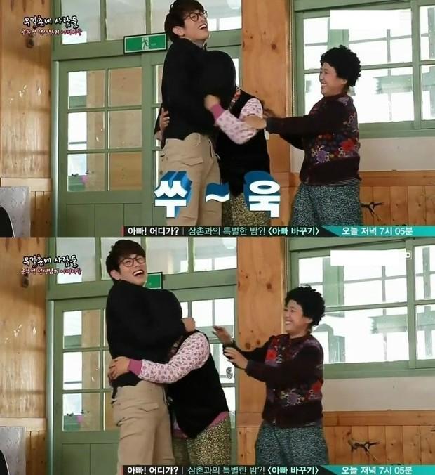Ngày càng nhiều sao nam Hàn bị quấy rối tình dục công khai, nhưng biểu cảm của họ mới là điều đáng xót xa - Ảnh 14.