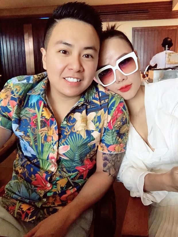 Chưa đầy 1 năm công khai, Dương Yến Ngọc và bạn trai kém 12 tuổi đã chia tay - Ảnh 1.