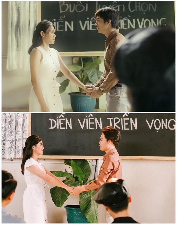 Huỳnh Lập đảm nhận đóng luôn 2 vai nữ trong MV parody Duyên Mình Lỡ - Ảnh 4.