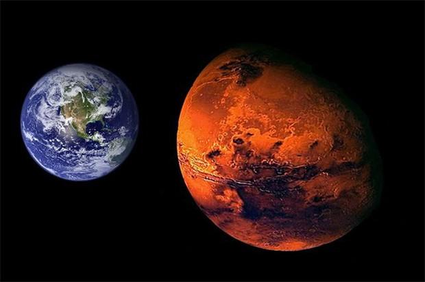 Sao Hỏa đang ở vị trí gần Trái đất nhất trong hơn 1 thập kỷ qua và bạn hoàn toàn có thể xem được! - Ảnh 1.