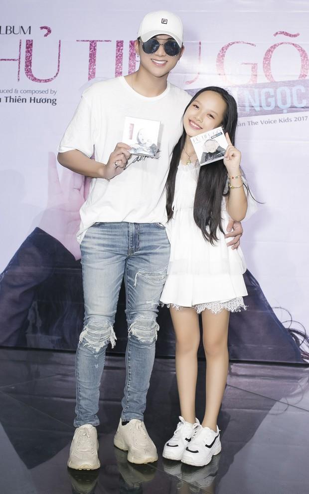 Soobin Hoàng Sơn tặng 400 triệu cho học trò The Voice Kids 2017 để thực hiện album đầu tay - Ảnh 2.