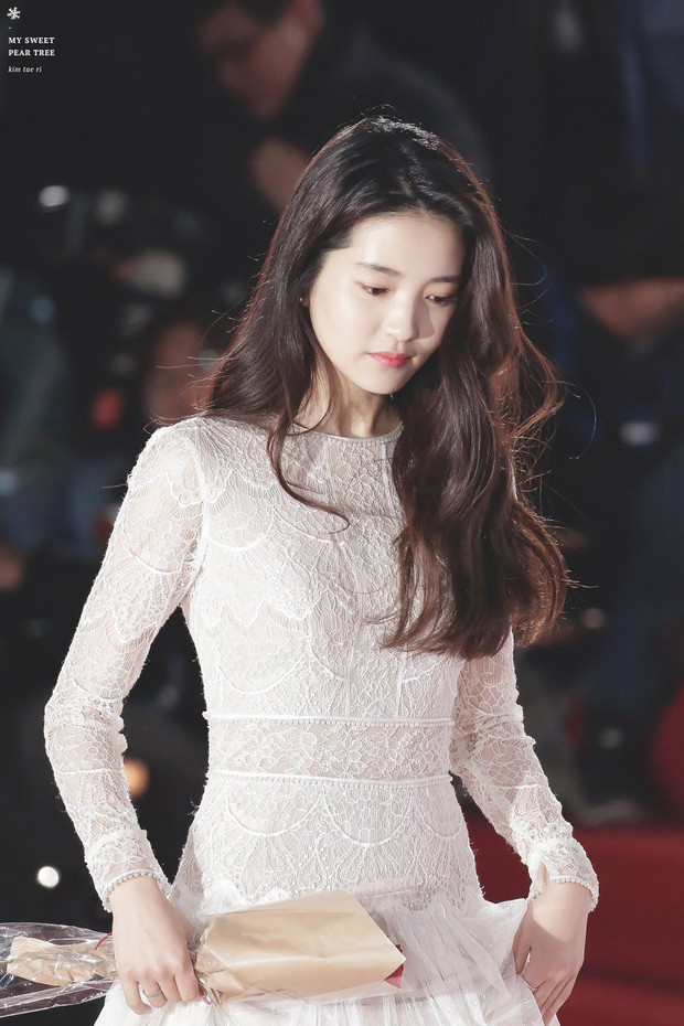 Top mỹ nhân Hàn sinh ra đã có nhan sắc và thần thái công chúa: Ai cũng đẹp khó tin, riêng số 5 từng dao kéo - Ảnh 22.