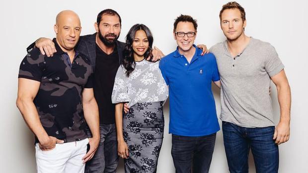 Dàn sao Guardians of the Galaxy ký tâm thư nằng nặc đòi Disney đưa James Gunn trở lại - Ảnh 2.