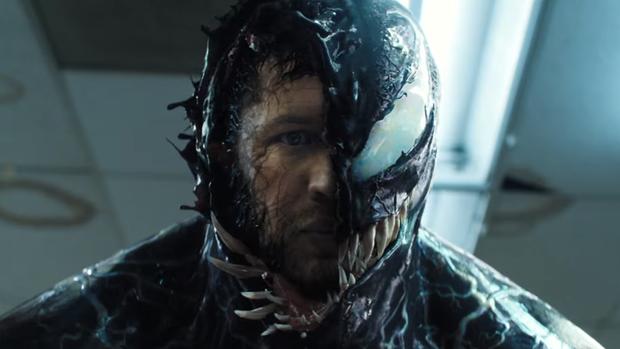 Bầy quái vật ký sinh quay sang đánh nhau trong trailer mới của Venom  - Ảnh 2.