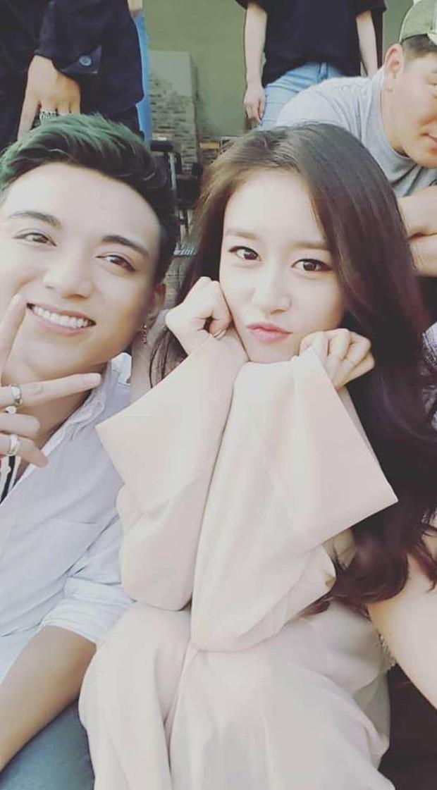 Soobin Hoàng Sơn nói gì trước tin đồn giọng nữ trong ca khúc kết hợp không phải của Jiyeon? - Ảnh 1.