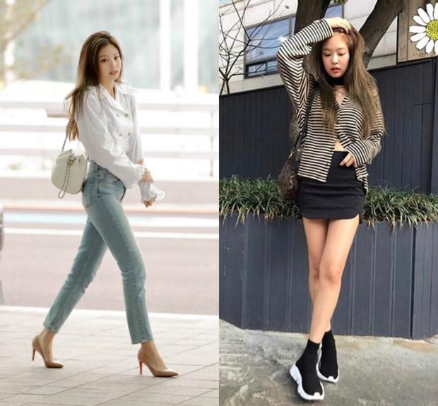Trớ trêu những mỹ nhân Hàn tầm thước: Người chân dài miên man lừa tình, kẻ lưng dài chân ngắn khó tin - Ảnh 10.