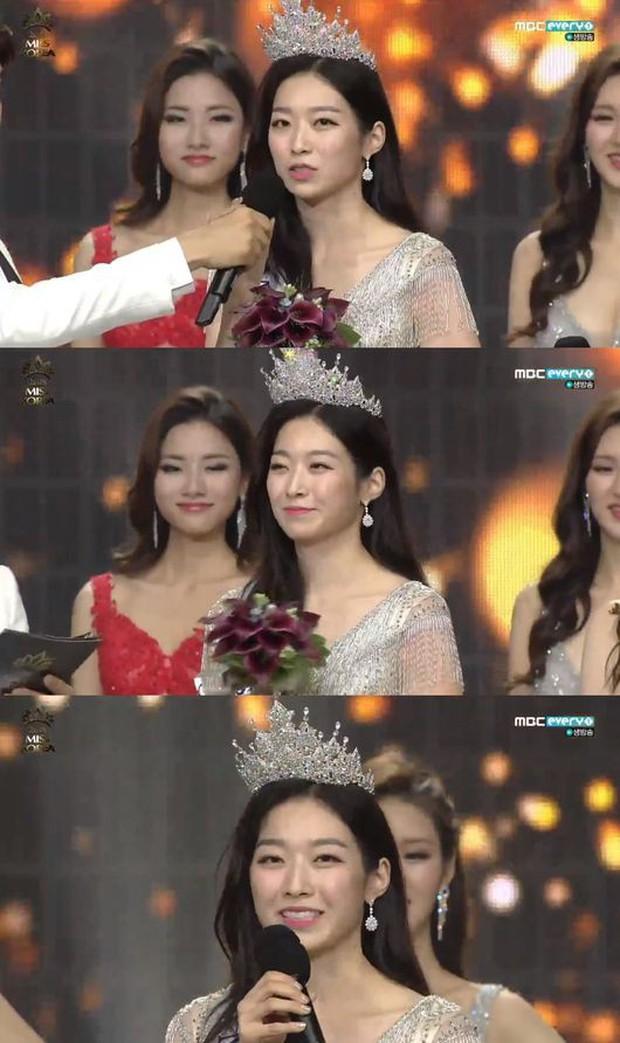 Hoa hậu Hàn Quốc 2018: Trao tận 7 vương miện, Tân Hoa hậu bị chê vì chỉ dễ nhìn nhưng vẫn hơn 6 người còn lại - Ảnh 4.
