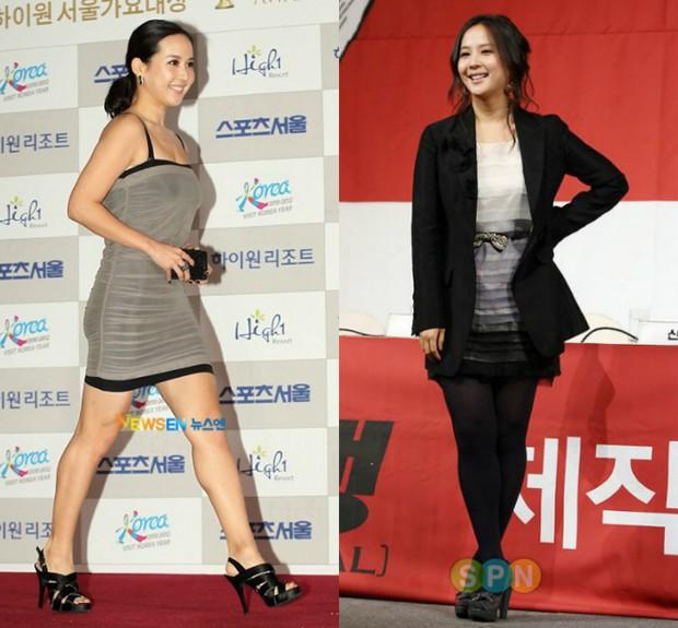 Trớ trêu những mỹ nhân Hàn tầm thước: Người chân dài miên man lừa tình, kẻ lưng dài chân ngắn khó tin - Ảnh 22.