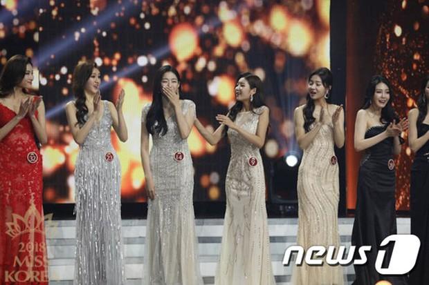 Hoa hậu Hàn Quốc 2018: Trao tận 7 vương miện, Tân Hoa hậu bị chê vì chỉ dễ nhìn nhưng vẫn hơn 6 người còn lại - Ảnh 2.