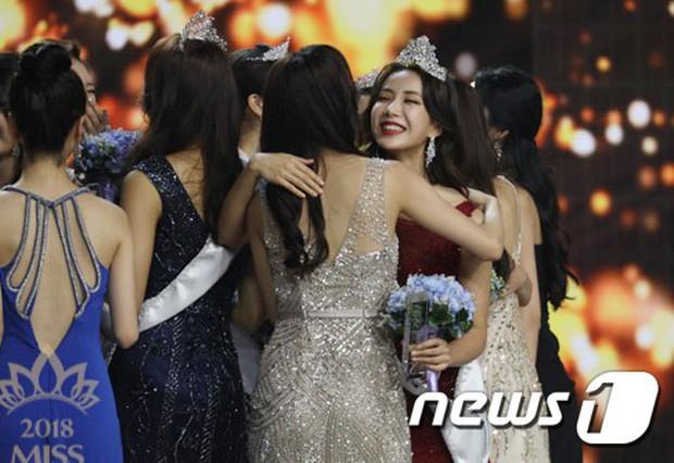 Hoa hậu Hàn Quốc 2018: Trao tận 7 vương miện, Tân Hoa hậu bị chê vì chỉ dễ nhìn nhưng vẫn hơn 6 người còn lại - Ảnh 3.
