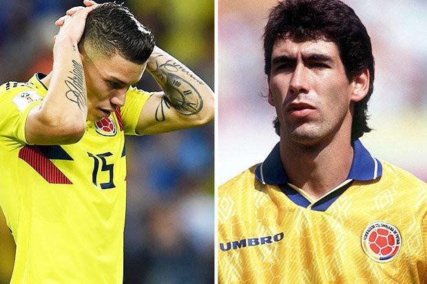 Hai tuyển thủ Colombia bị dọa giết sau khi đá hỏng phạt đền ở World Cup 2018 - Ảnh 2.