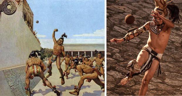 Bạn sẽ rất sốc nếu biết các trận đá bóng ngày xưa diễn ra bạo lực như thế nào - Ảnh 5.